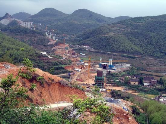 Huangjialong bridge for Bureau 13 wiki