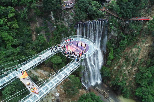 Gulongxia Glass Platform Highestbridges Com