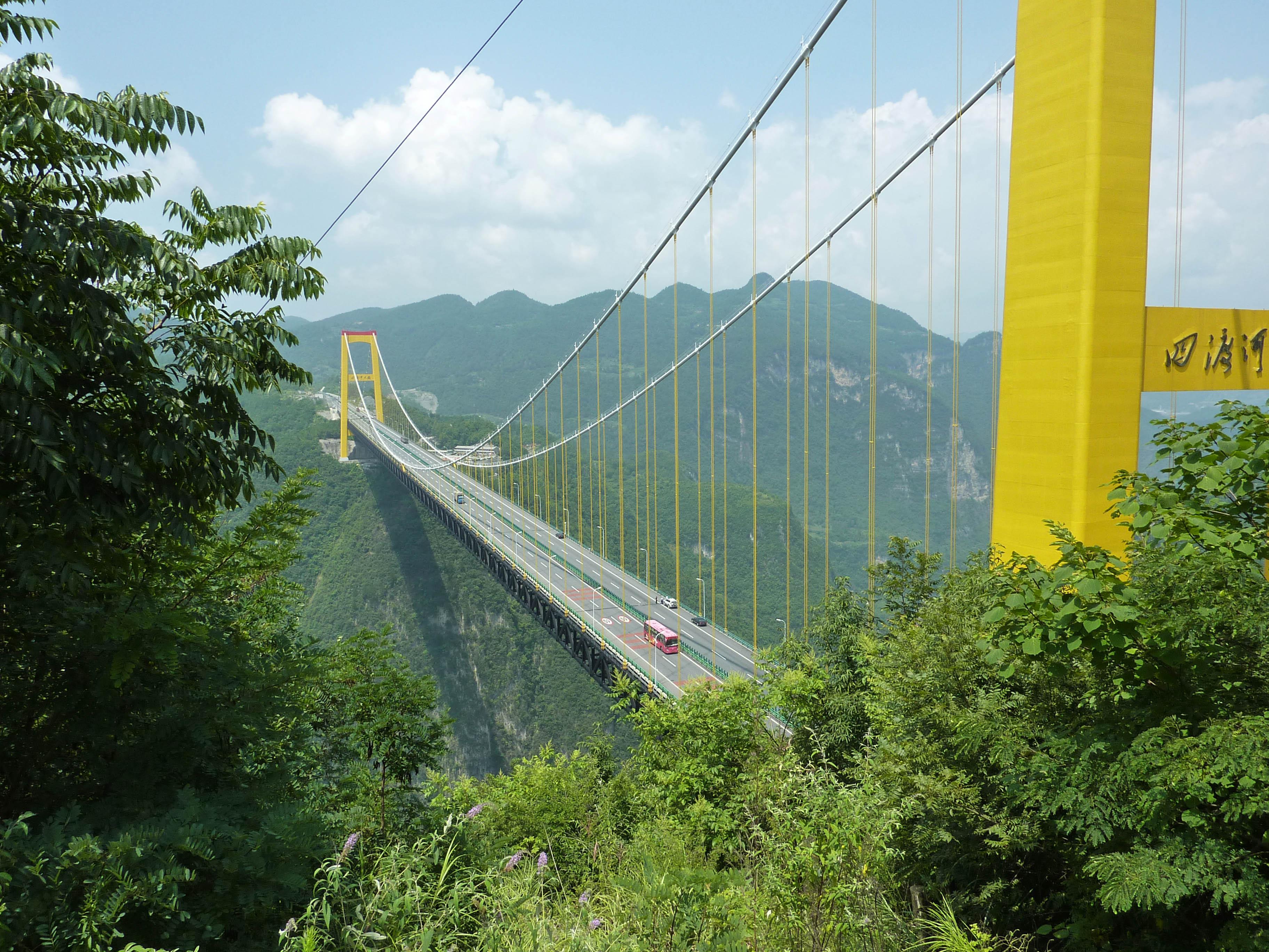 Image result for Sidu River Bridge